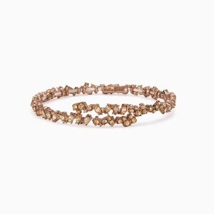 Never worn- Stella and Dot Hera Coil bracelet